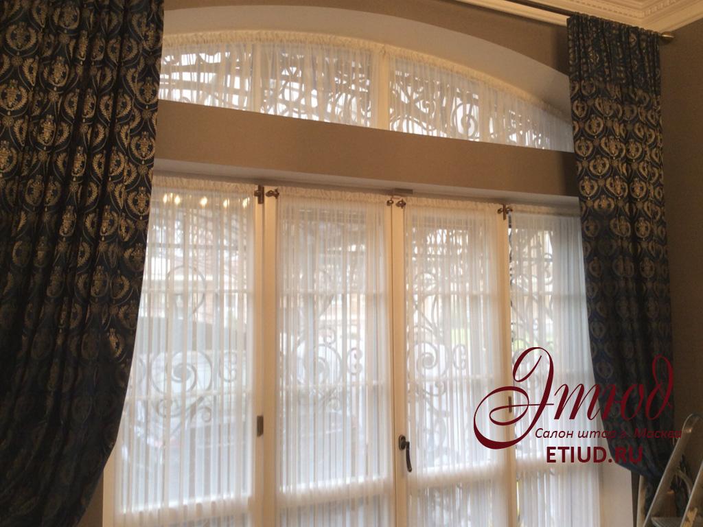 Шикарные классические шторы