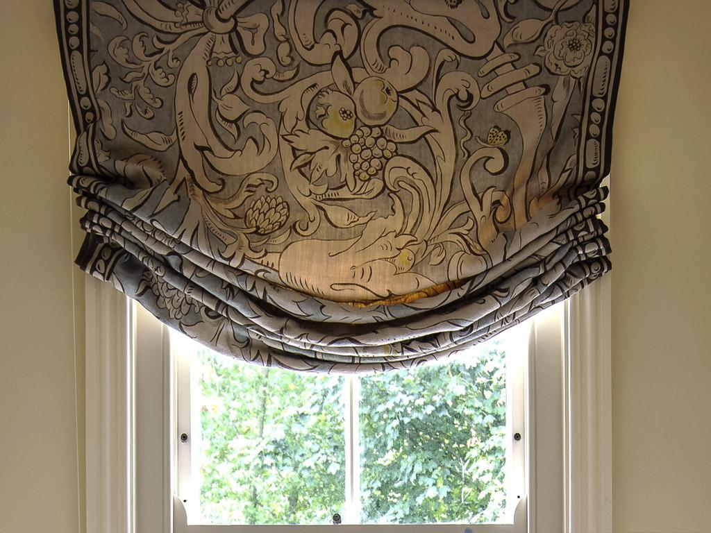 Дизайн штор фото 37
