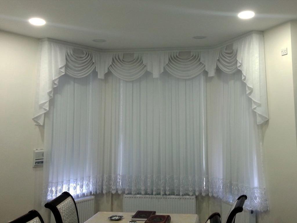 Дизайн штор фото 8