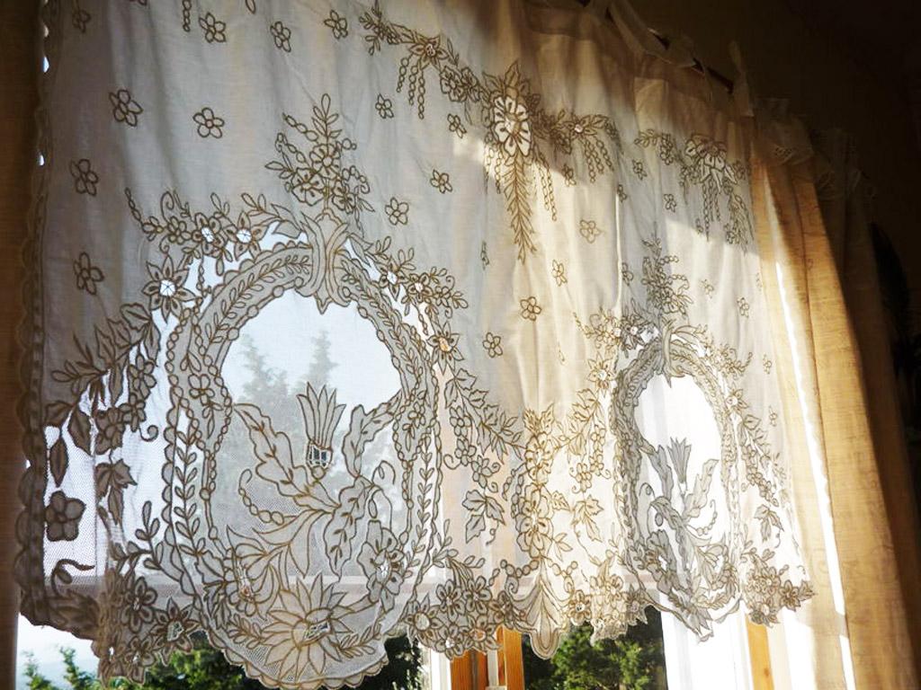 Элитные шторы с дорогой тканью