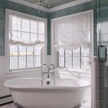 Новые шторы, новейшие шторы фото, шторы в новую квартиру или новостройку на заказ