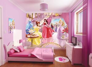 Шторы для детской комнаты девочки