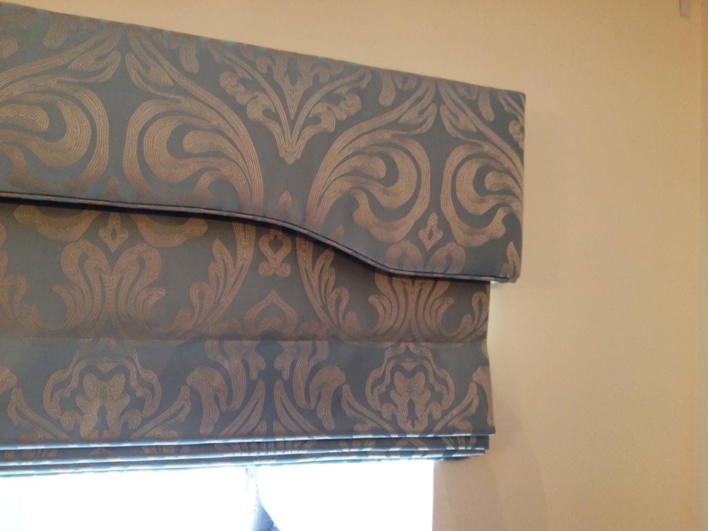 Римские шторы фото 13