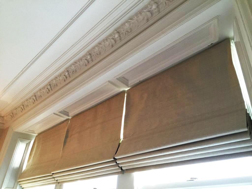 Римские шторы фото 26
