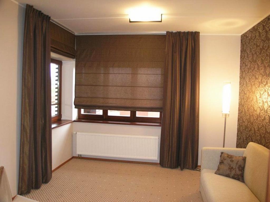 Римские шторы фото 20