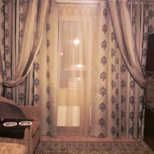 Тюль и шторы в гостиную