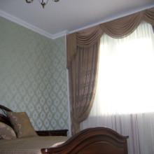 Занавески в спальню на заказ