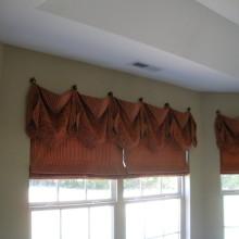 Римские шторы в стиле модерн